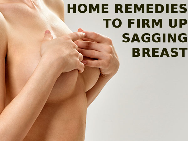 how to firm breast