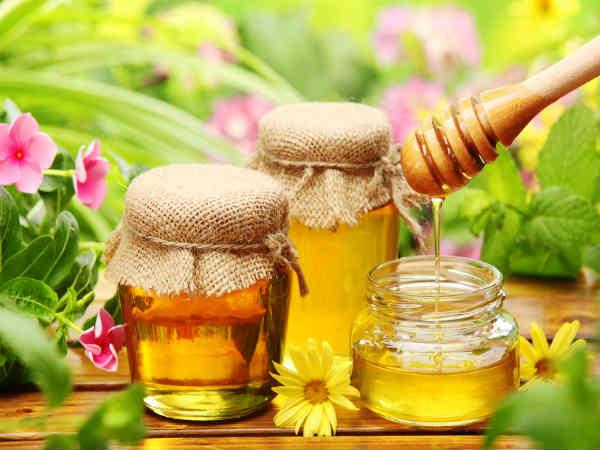 ways to use honey for weight loss