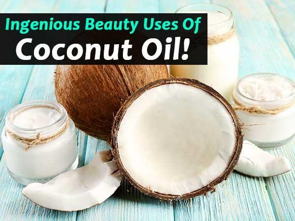 Αποτέλεσμα εικόνας για coconut oil for the beauty images