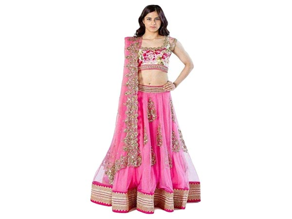 Lehengas Under 7K For Dhanteras