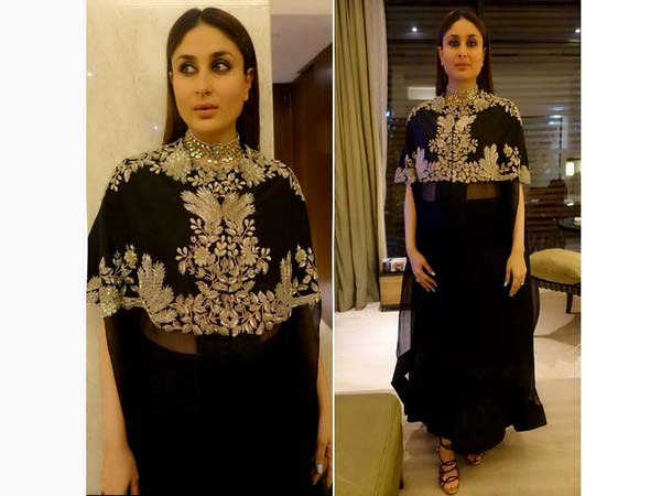 Mommy-to-be Bebo's Navratri Look