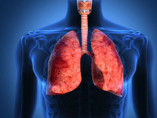 causes of lung congestion