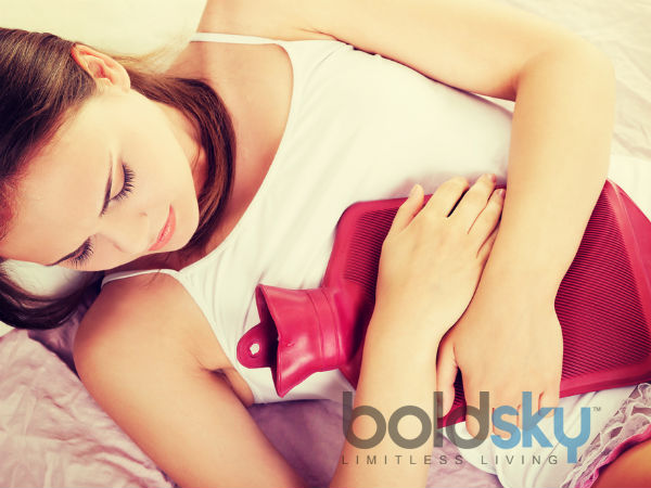 what are causes of bloating during periods