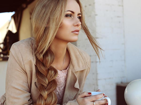 hacks for girls with long hair