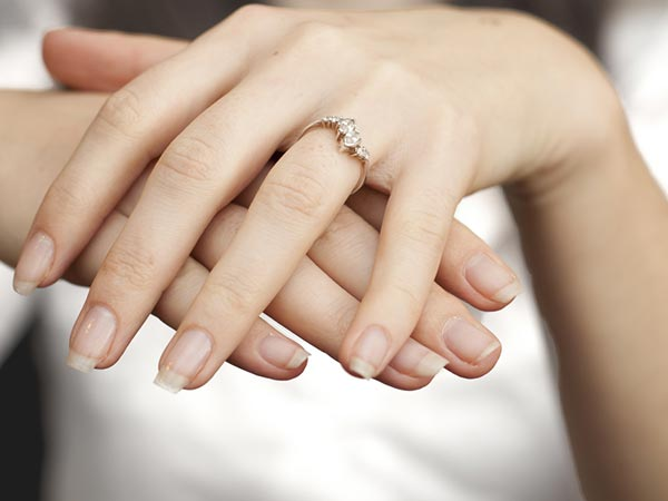 Why Wedding Ring Is Worn On Fourth Finger