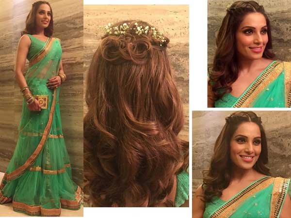 Bipasha Basu Wows Us With Another Diwali Outfit