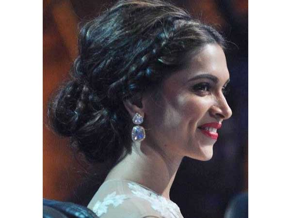 15 Deepika Padukone Hair Bun Styles You Can Try For Karva Chauth