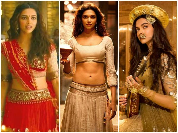 16 Deepika Padukone's Lehengas From The Movies That Stole Hearts Of Many