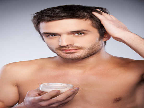 reasons for hair fall in men