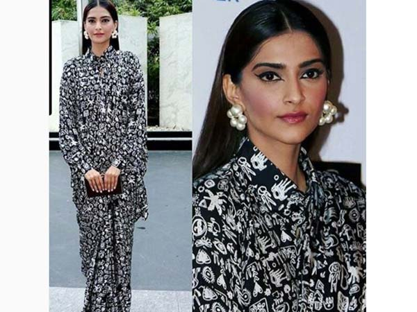Of Latest: Sonam Kapoor Looks So Hot & We Can't Stop Staring Her