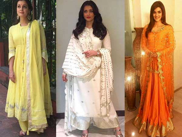 5 Sukriti & Akriti Outfits That You Can Totally Flaunt On Diwali