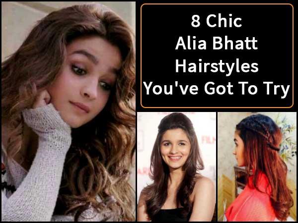 Chic Alia Bhatt Hairstyles Youve Got To Try! - Boldsky.com