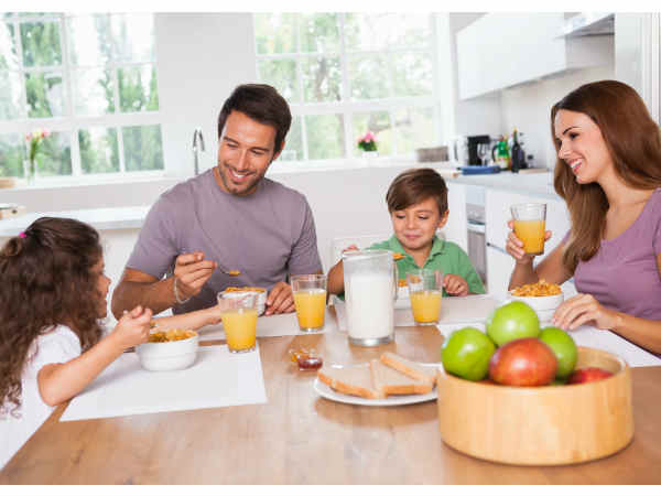 7 Healthy Breakfast Options For Kids