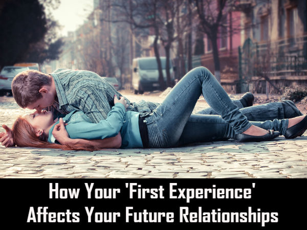 How Your First Kiss Affects Your Future