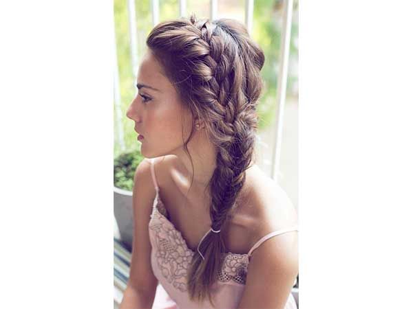 Hairstyles To Rock On A Bad Hair Day! - Boldsky.com