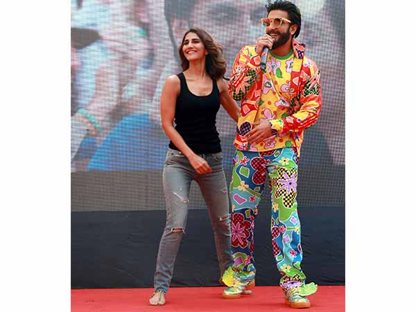 Ranveer & Vaani Styled Up All Casual!