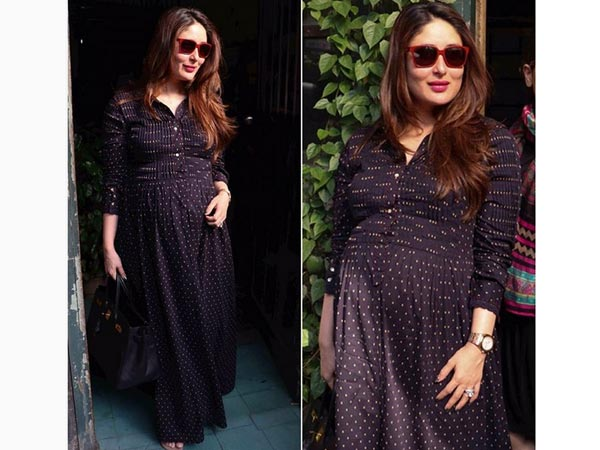 Mommy-to-be Bebo's Latest Maternity Look