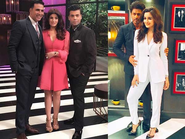 Koffee With Karan Fashion Updates