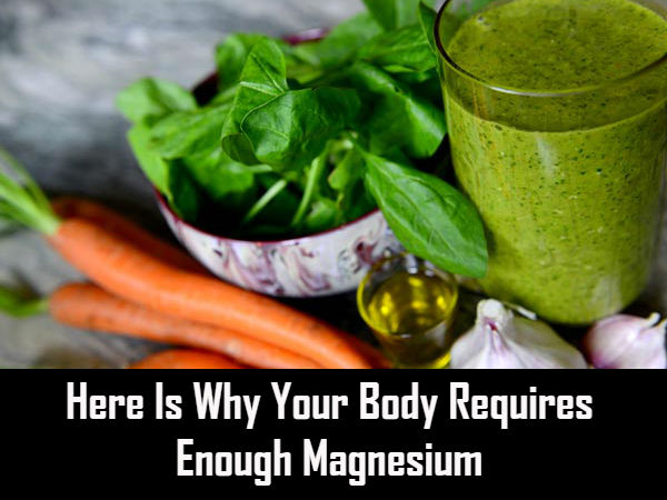 Why Your Body Needs Enough Magnesium