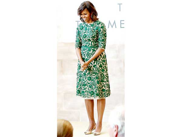 Our 22 Favourite Dresses Of First Lady