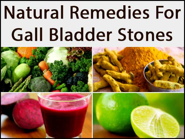 Gall Bladder Symptoms Natural Treatment