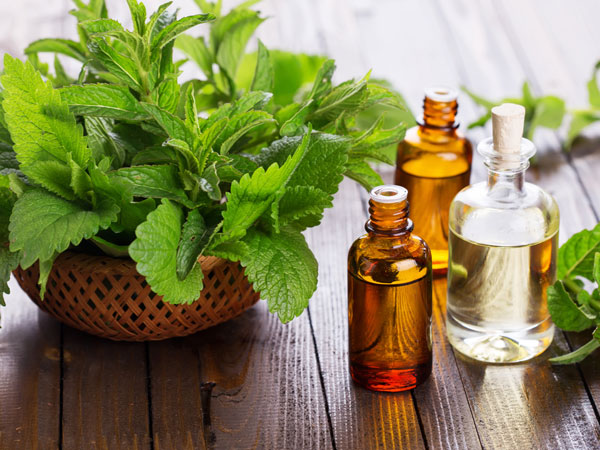 how to use peppermint for skin