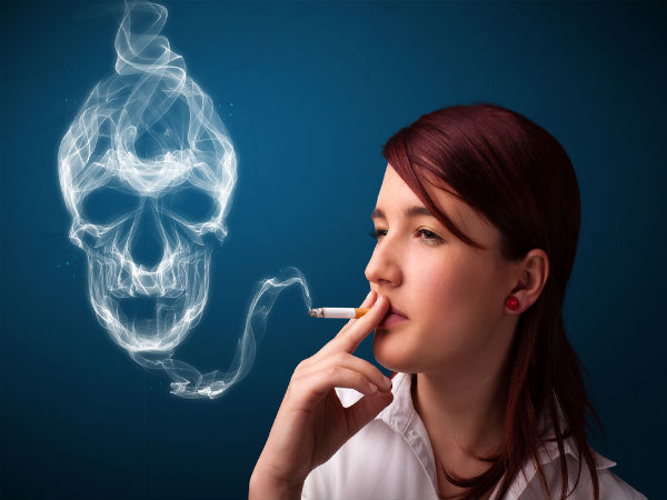 Smokers With Diabetes Risk Of Early Deat