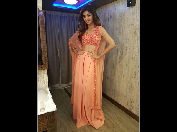 Shilpa's Ethereal On-point Ensemble