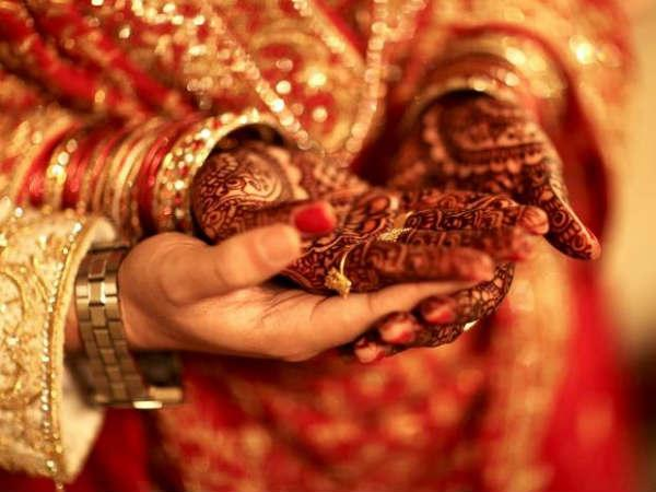 Demonetisation Affects Arranged Marriages