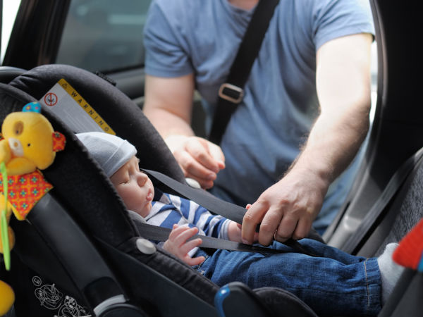 Why Babies Shouldn't Be Left In The Car