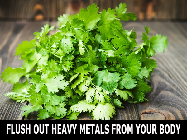 Flush Out Heavy Metals From Your Body1