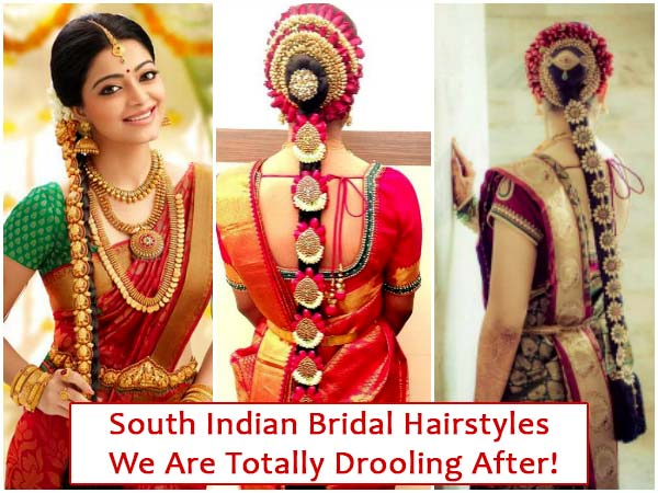 2ace711187b South Indian Bridal Hairstyles We Are Totally Drooling After ...