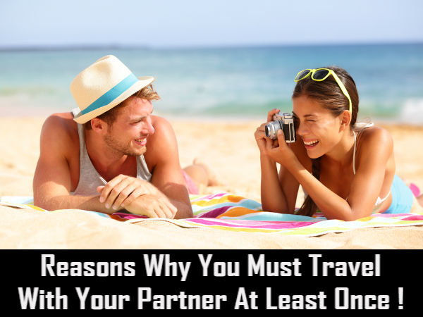 What Happens If You Travel With Partner 1