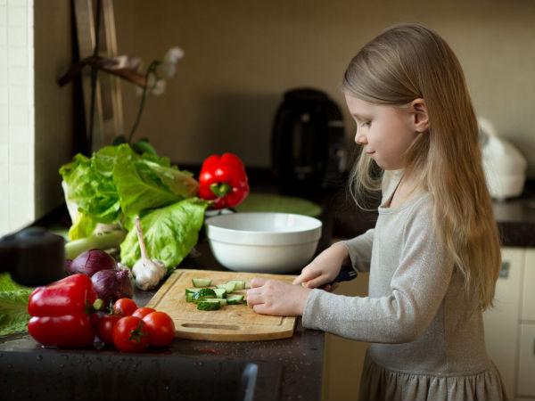 Should Kids Eat Organic Food