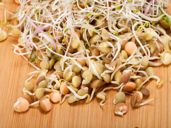 are sprouts healthy