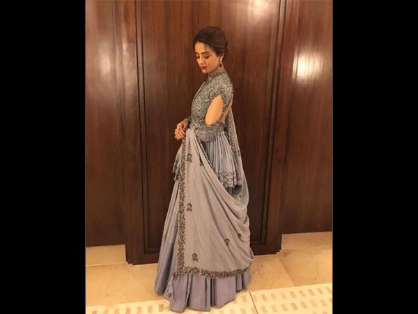 Surveen chawla and her latest look