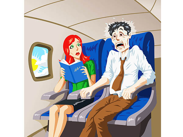 Things That Passengers Do In Flight