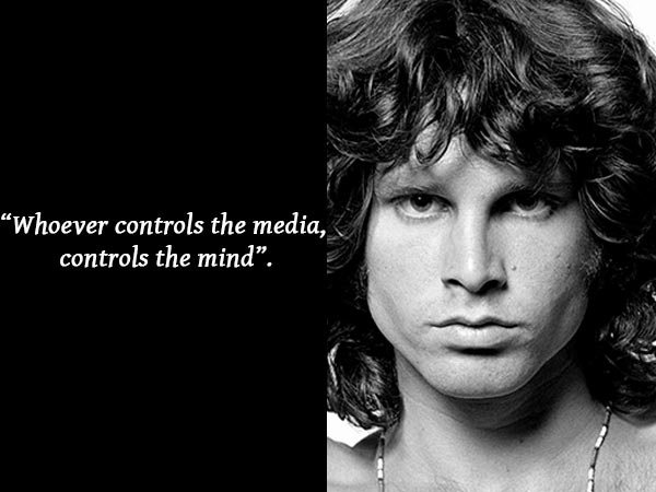 10 Intellectual Quotes From Jim Morrison