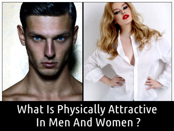 what makes a man physically attractive