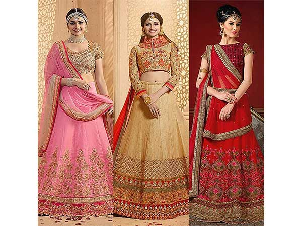 how to select wedding lehenga