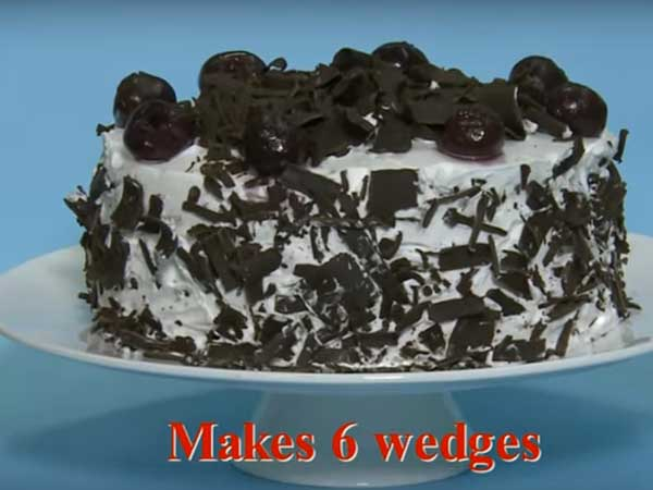 Mouth-watering Black Forest Cake Recipe