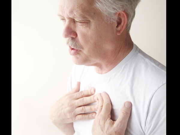 Shortness Of Breath May Be A Sign Of Heart Failure