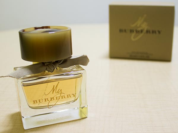 burberry my burberry eau de parfum review