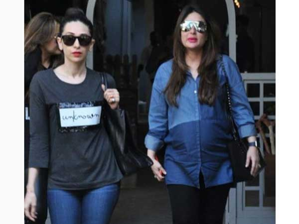 Hot News: Pregnant Bebo Flaunts Denim