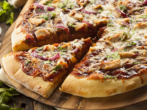 chicken pizza recipe for christmas