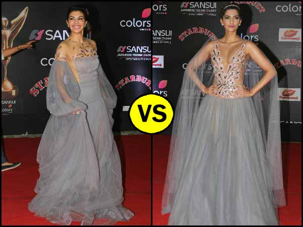 Sonam Or Jacqueline, Pick Your Look!