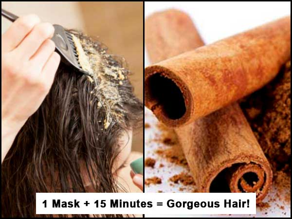 Leave This Hair Mask On For 15 Minutes & Be Prepared To Be Amazed!