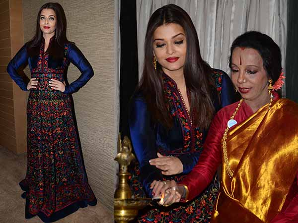 Aishwarya Rai Bachchan Looks Royal In This Playful Gown
