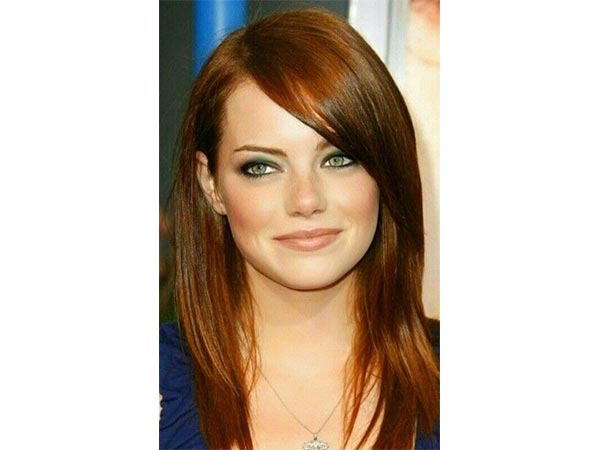 Hairstyles To Make Your Round Face Look Slimmer Boldskycom - Hairstyle for round face to look slim