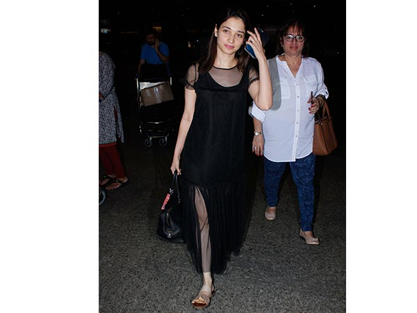 Tamannaah - The Woman In Black